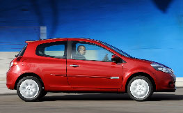 Крыло правое Renault Clio Symbol