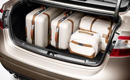 Багажник Флюенс