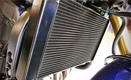 Радиатор Дастера