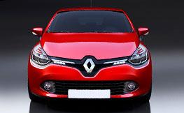 Бампер Renault Clio