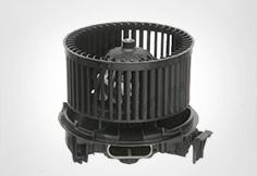 Рено Дастер: вентилятор печки