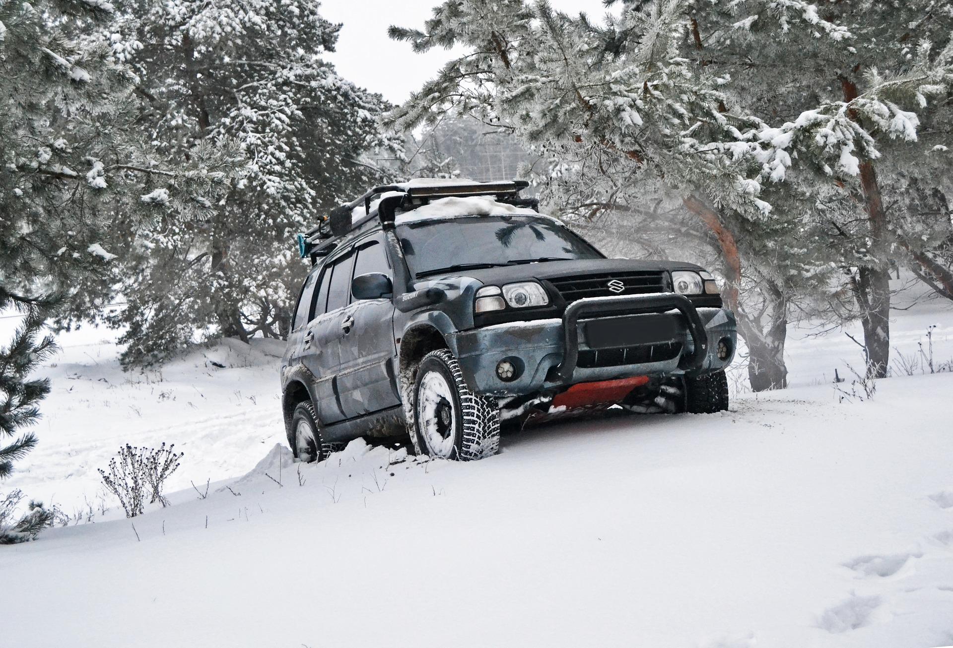Как подготовить свой автомобиль к зиме