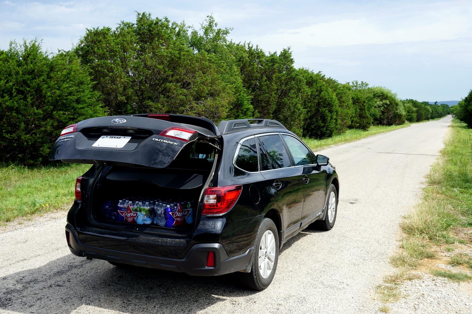 Багажник автомобиля: каким должен быть