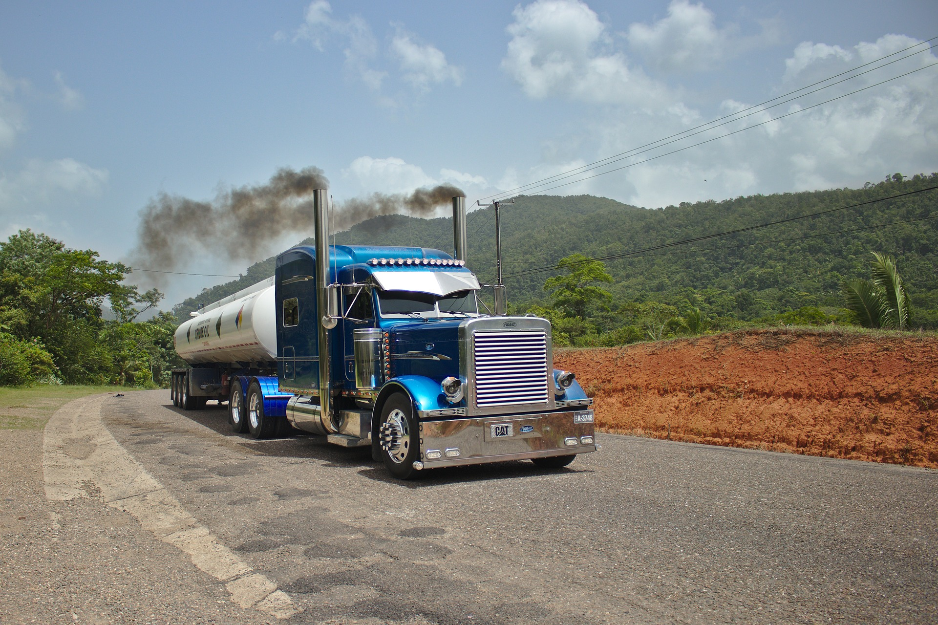 Интересные факты о грузовиках-цистернах