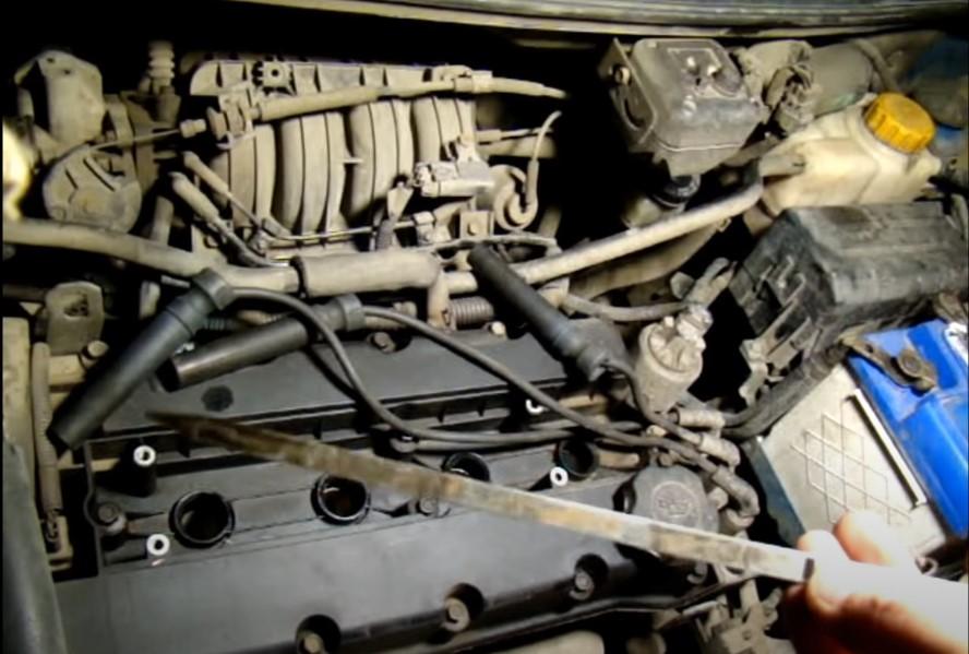 Раскоксовка двигателя - чем лучше делать?